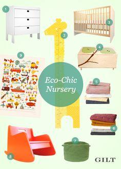 Go Green, Baby!   Gilt Little Inspirations Blog