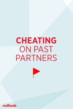 """""""If your partner has been a cheater in the past, don't expect him or her to be different this time around,"""" Hope says."""
