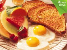 RICOY REFRESCANTE BIENESTAR. El desayuno brinda el 20% y 25% de la energía que necesitas para rendir en el día, por esta razón es muy importante que esté enriquecido con proteínas, grasas, vitaminas y minerales para darte la energía suficiente, para desempeñar tu jornada diaria. Orient Tea es la bebida perfecta para complementar tu desayuno, porque te aporta vitaminas, fibra y no tiene calorías porque está endulzada con stevia 100% natural. #VidaSaludable