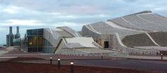 Ciudad de la Cultura de Galicia. Santiago de Compostela (España) Peter Eisenman