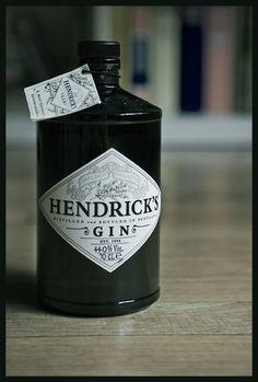 Hendrick's Gin.