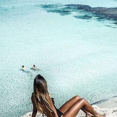 Summer Vibes :: Beach :: Friends :: Adventure :: Sun :: Salty Fun :: Blue Water :: Paradise :: Bikinis :: Boho Style :: Fashion + Outfits :: Discover more Summer Photography + Summertime Inspiration Summer Dream, Summer Beach, Men Summer, Happy Summer, Style Summer, Summer Vibes, Tumblr Ocean, Voyager C'est Vivre, Bikini String