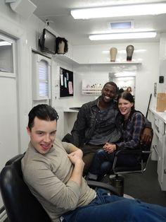 Noel, Emma, and Sheldon