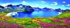 OMGGGGG Heaven Lake, Jilin