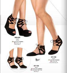 Zapatos de moda con amarres o agujetas. Calzado De Moda 7df522b823940