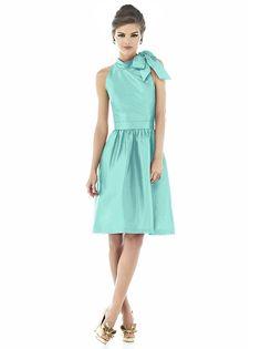 Alfred Sung Style D534 http://www.dessy.com/dresses/bridesmaid/d534/?color=midnight=47#.UgJ9tJK39sk