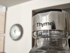 17/366 - Time for Thyme