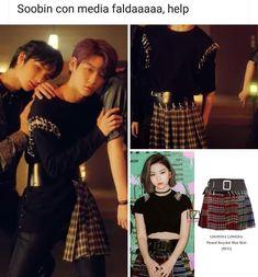 Kpop, Drama Memes, Pleated Mini Skirt, Photos Tumblr, Tomboy Fashion, Jackson Wang, Meme Faces, Boyfriend Material, Hottest Photos