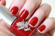 Fall / Autumn 2015 Priti NYC Nail Polish : Cherry Ripe