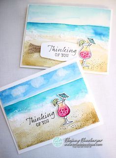 Chocolate Card, Chocolate Cookies, Nautical Cards, Beach Cards, Handmade Copper, Handmade Tags, Coffee Cards, Stamping Up Cards, Homemade Cards