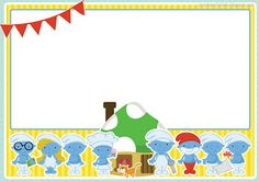 Charming Child: The Smurfs Party Kit