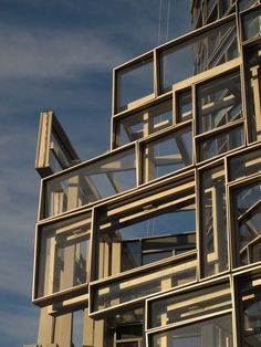 Luxury Condominium Residences by Jean Nouvel | Architecture | 100 11th Ave | West Chelsea, New York City