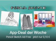 """Schnäppchen-App: """"Pencil Sketch Ad-Free"""" für zehn Cent statt zwei Euro https://www.discountfan.de/artikel/tablets_und_handys/schnaeppchen-app-pencil-sketch-ad-free-fuer-zehn-cent-statt-zwei-euro.php Zum symbolischen Preis von zehn Cent ist jetzt als """"App-Deal der Woche"""" bei Google Play das Tool """"Pencil Sketch Ad-Free"""" zu haben. Normalerweise kostet das Tool rund zwei Euro. Schnäppchen-App: """"Pencil Sketch Ad-Free"""" für zehn Cent statt z"""