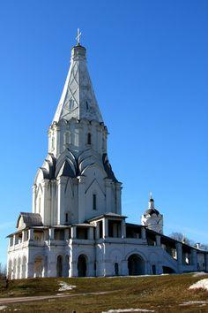 Фото Церковь Вознесения Господня в Коломенском