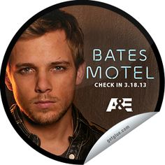 Steffie Doll's Bates Motel: Coming Soon: Meet Dylan Massett Sticker   GetGlue.... excited to see him on here!!