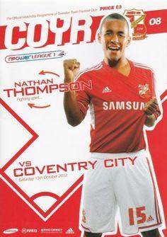 13 October 2012 v Swindon Town Drew Coventry City Fc, 13 October, Football Program, Polo Ralph Lauren, Polo Shirt, Soccer, Men, Polos, Futbol