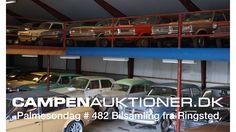 Campen Auktioner A/S - Ringsted bilsamling #482
