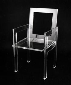 acrylic chairs | acrylic chairs, can be as dining chair, leisure chairs, even outdoor ...