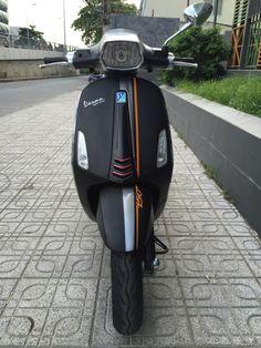 Vespa Sprint 150 3Vie đk 2k15 Limited