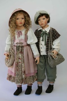 "Hansel and Gretel - Zawieruszynski 32"" & 33"""