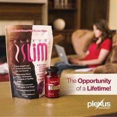 Plexus Slim y Plexus Boost son productos que te ayudan a suprimir el hambre y mejorar la resistencia a través del aumento de energía. Ya se ha probado clínicamente que suprime el apetito,Plexus Boost además contiene yerba mate que se ha demostrado que es un estimulante, y puede ayudar con el manejo del peso. Te brinda energía. Finalmente, Plexus Block evita la absorción de almidones y azúcares hasta en un 48% y promueve así niveles saludables de azúcar en sangre. Ordena haz click en la foto