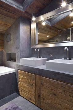 Example of cabinets w/o hardware Bathroom Inspiration, Cottage Bathroom, Diy Bathroom Remodel, Home Room Design, Bathrooms Remodel, House, Bathroom Interior Design, Diy Bathroom Decor, Bathroom Design