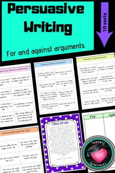 "Practice identifying and sorting ""for and against"" points of view for Persuasive writing topics. Great to laminate or as cut and paste activities in centres. Turn into speed games. Writing Topics, Picture Writing Prompts, Paragraph Writing, Opinion Writing, Persuasive Writing, Writing Resources, Learning Resources, Narrative Writing, Writing Rubrics"
