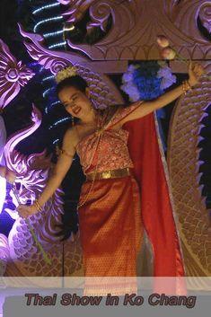 Thai Show in Ko Chang - Thailand