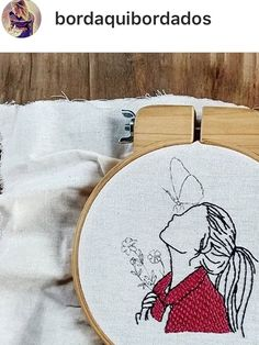 Hand Embroidery Videos, Hand Embroidery Flowers, Hand Embroidery Stitches, Silk Ribbon Embroidery, Diy Embroidery, Cross Stitch Embroidery, Floral Embroidery Patterns, Modern Embroidery, Hand Embroidery Designs