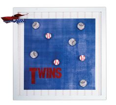 Crafts Direct Blog: Project Ideas: Twins Magnetic Memo Board
