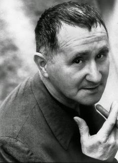Rouge et Noir a Badem Ciflik: Bertolt Brecht / Poem - Sonett ueber einen durchsc...