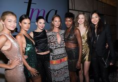 Pin for Later: Spieglein, Spieglein an der Wand, wie heißt das neue It-Girl im Land?! . . . und ihre Topmodel-Kolleginnen!