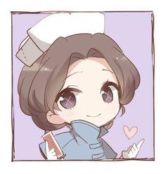 Identity V Doctor V Chibi, Cute Chibi, Anime Chibi, Kawaii Anime, Stone World, Avatar Couple, Identity Art, Cute Characters, Anime Art Girl