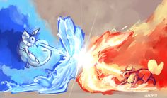 Clash of the Mess by Miss-Headshot.deviantart.com on @deviantART
