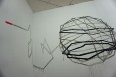 """Kyle Hughes-Odgers Exposición """"A survival guide"""" Galería Swinton and Grant  #Madrid. #arte #artecontemporáneo #contemporaryart #exposiciones #Arterecord 2015 https://twitter.com/arterecord"""