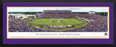 East Carolina Pirates Panoramic Picture - Dowdy Ficklen Stadium $199.95