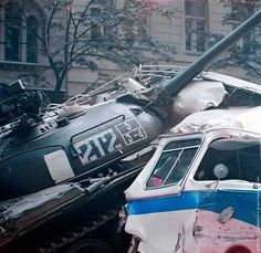 In August the Soviet Union sent tanks and thousands of Warsaw Pact troops into Czechoslovakia to seize control and put down its growing pro-democratic government. Soviet Army, Soviet Union, Prague Spring, Warsaw Pact, Rare Historical Photos, Evil Empire, Military Armor, Old Photos, Retro