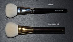 Hakuhodo J5543 is a dupe for Tom Ford cheek brush