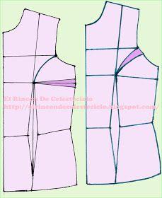 """""""Blog de enseñanza gratuita en patronaje y diseño de modas, corte y confección, recetas de cocina, psicología y autoestima"""" Mccalls Patterns, Dress Patterns, Sewing Patterns, Pattern Drafting, Baby Girl Dresses, Diy Clothes, Athletic Tank Tops, Crochet, Blog"""