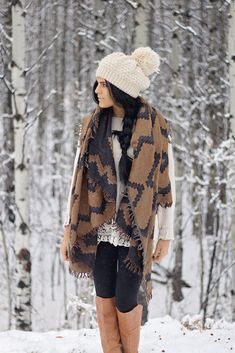 THE SEASON FOR SCARVES