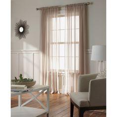Threshold™ Chiffon Window Sheer