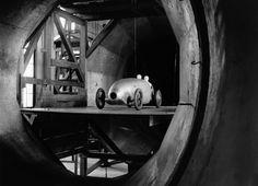1924 | Daimler Model B in Wind Tunnel