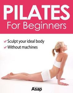 Each day I search for the best free stuff on Amazon and find what I believe are the best free kindle books. Today's FREE Kindle book pick is a novel called Pilates for Beginners by Sophie Godard. Pilates exercises selected for beginners to practice in your own home without machines. They will...   https://www.grabfreestuff.co.uk/free-book-pilates-beginners/  #Beginners, #FreeBook, #FreeBookPilatesForBeginners, #FreeDailyItems, #FreeDailySamples, #FreeItemsDaily, #FreeSa