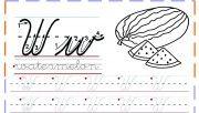 cursive handwriting traci…
