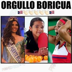 Miss Mundo,US Open, Olimpiadas Oro. Todas 2016