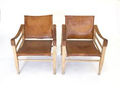 Perfect leather chairs
