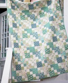 Spring Lake Quilt Pattern