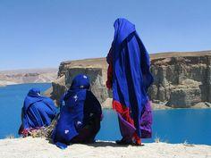 Band-e-Amir, Afghanistan.