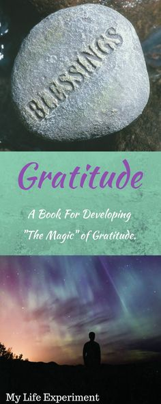 """I have developed a Gratitude routine based on an amazing book called """"The Magic"""" by Rhonda Byrne. Here is how it changed my life for the better! Health And Fitness Articles, Health Tips, Emotional Resilience, Rhonda Byrne, We Energies, Gratitude Quotes, Make A Person, Change My Life, Growth Mindset"""