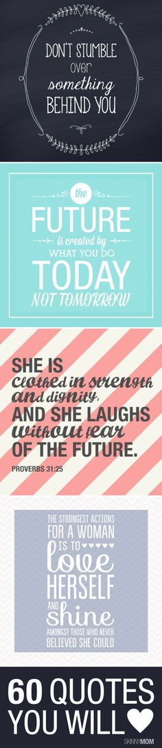 Some of our favorite quotes made in to digital downloads for you to print and decorate with.